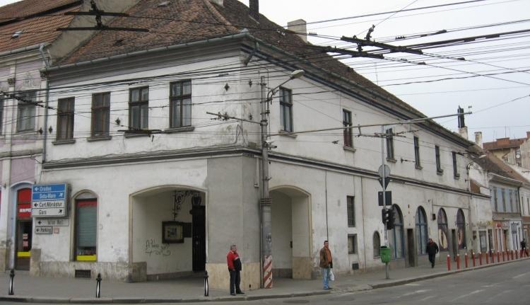 Egyelőre a Hintz-házban marad a Kincses Kolozsvár