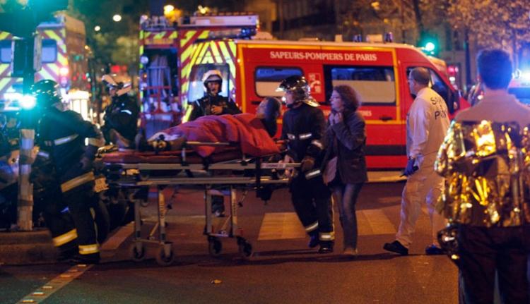 Terrortámadások Párizsban: rengeteg halott