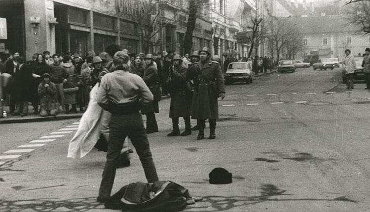 Forradalom alulról – Kolozsváron