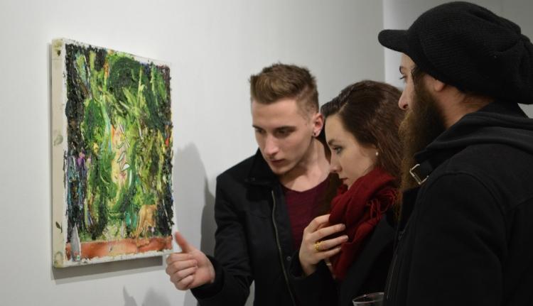 Művészet a hatványon: hat kiállítás, hat tér, hét művész