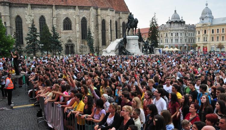 Ennyi közpénz jut idén kultúrára Kolozsváron