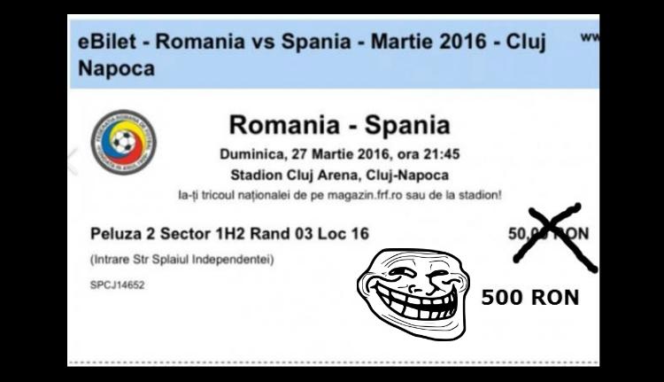 Ezért keltek el rekord idő alatt a jegyek a román-spanyolra