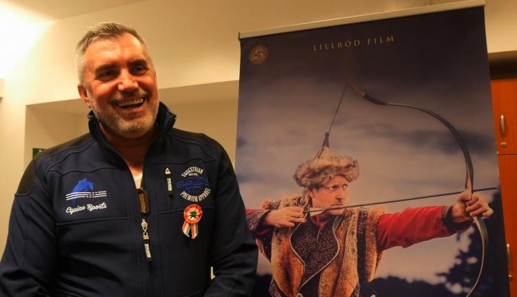 A lovasíjász bevágtatott Kolozsvárra (VIDEÓ)
