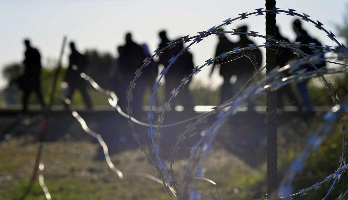 Ázsiai migránsokat fogtak a román határon
