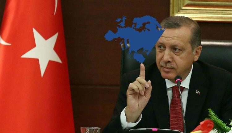 A Neo-oszmán Birodalom esete Európával