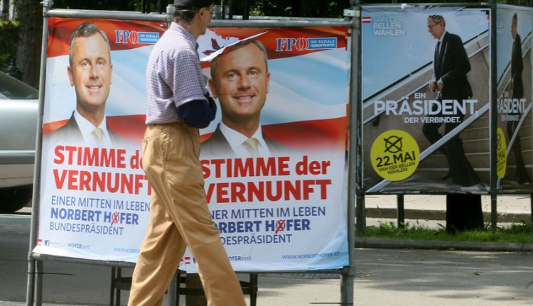 Nem a radikális jelölt győzött Ausztriában