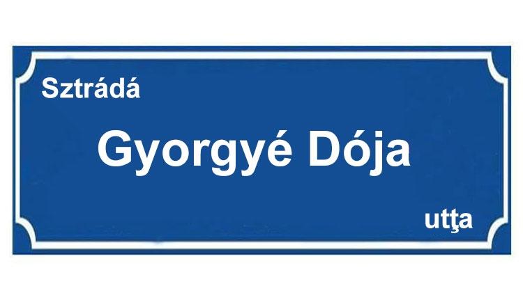 Ismét románosodnak az utcanevek Marosvásárhelyen