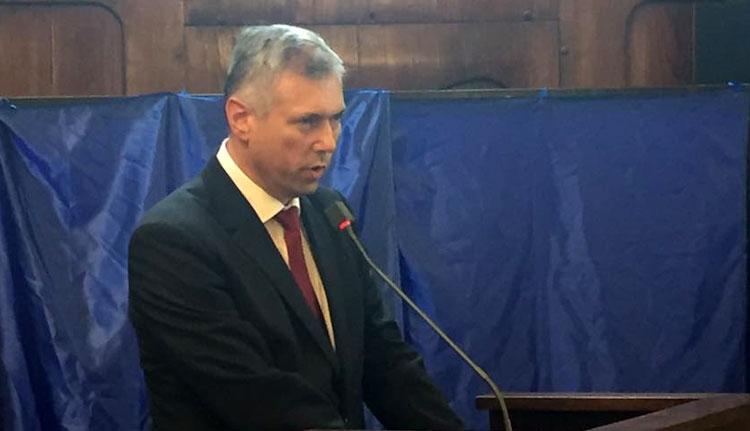 Maros megye tanácselnökévé választották Péter Ferencet