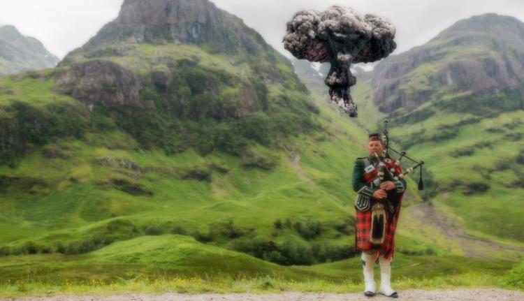 A független Skócia nukleáris dilemmái