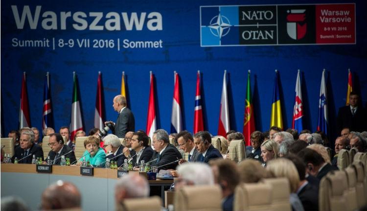 A Közel-Kelet és a menekülthelyzet a NATO-csúcs napirendjén