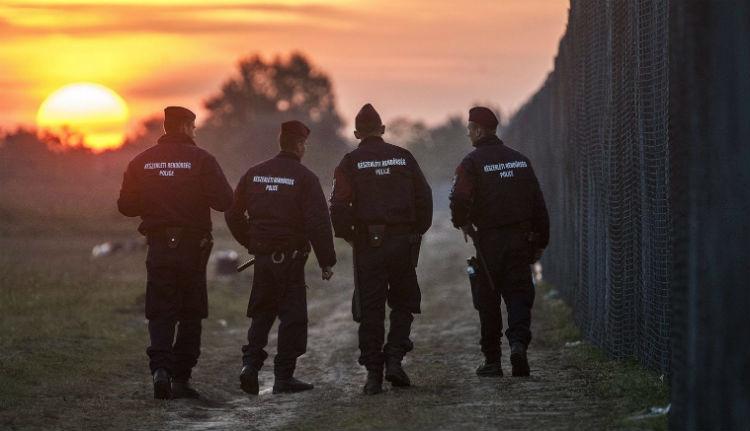 Román állampolgárságú embercsempészt fogtak a magyarok