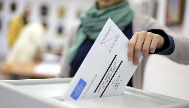 Nagyon sok az érvénytelen szavazási irat