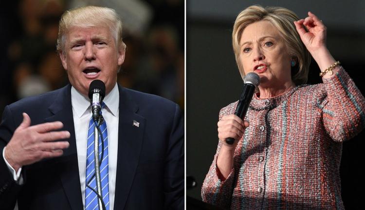 Amerikai elnökválasztás: Trump vezet, szoros a verseny