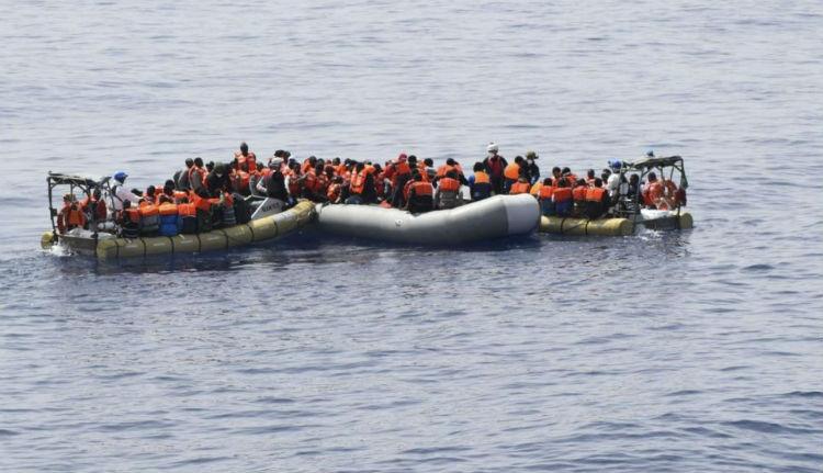 365 migráns fulladt a Földközi-tengerbe