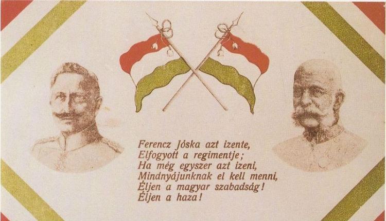 Így buzdította a magyarokat az első világháború propagandagépezete