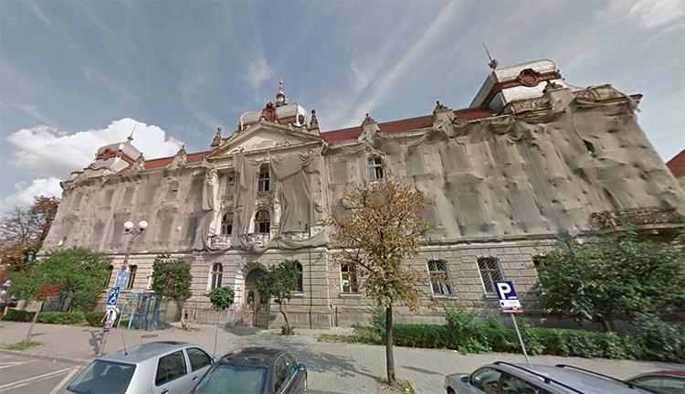 Fontos ingatlant veszített el a katolikus egyház Nagyváradon