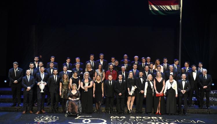 Hosszú Katinka és Szilágyi Áron lett a 2016-os év sportolója