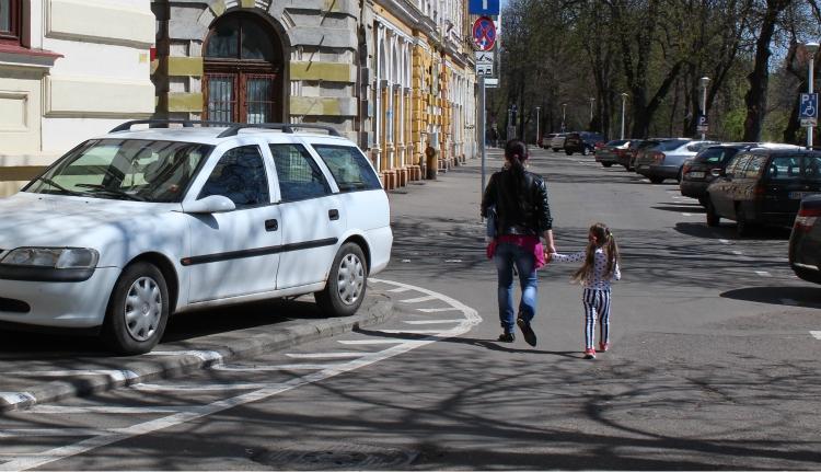 Vagyonba kerülhet egy szabálytalan parkolás Kolozsváron