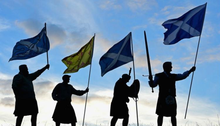 Skócia függetlensége, újratöltve