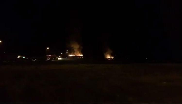Romák épületeit gyújtották fel Gyergyószentmiklóson