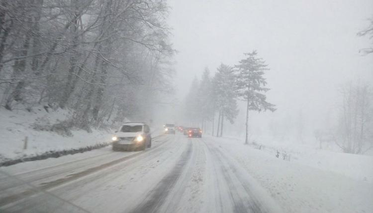 Kovászna megyében nagyon tél van