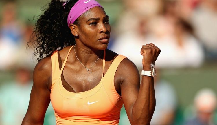 Serena Williams keményen leoltotta a tahó Ilie Năstasét