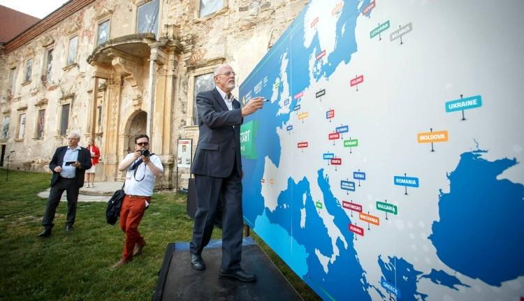 Bonchidán indult az aláírásgyűjtés az EU-s kisebbségvédelemért
