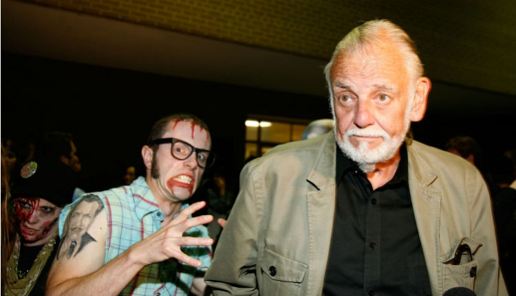 George A. Romero halott
