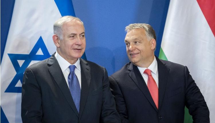 Harminc éve először járt izraeli miniszterelnök Magyarországon