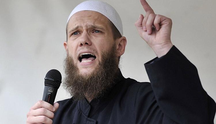 Öt és fél évet kapott az egyik legismertebb német iszlamista