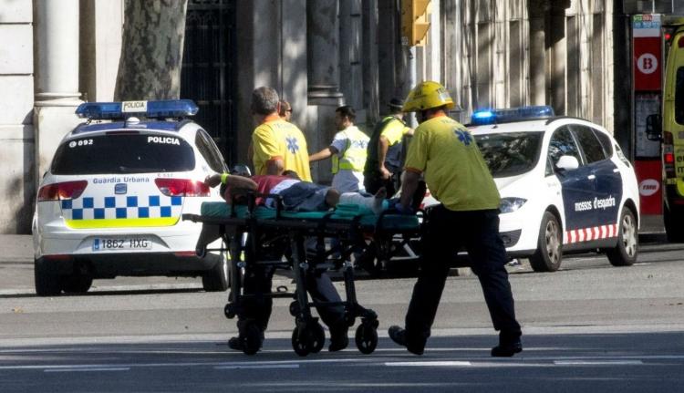 Három román és egy magyar sérültje van a barcelonai támadásnak