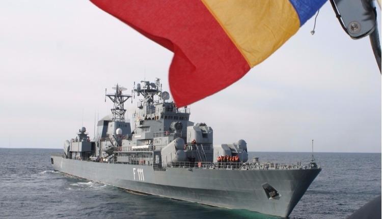 A román flotta nem létezik, a Fekete-tenger az oroszoké