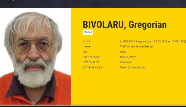 Ismét felkerült az Europol körözési listájára a román szexguru