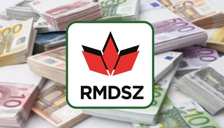 Petícióban kérik: az RMDSZ számoljon be részletesen, mire költ el évente ötmillió eurónyi közpénzt