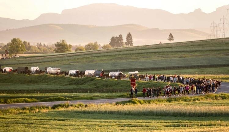 """Készül a """"székely El Camino"""" Parajd és Csíksomlyó között"""