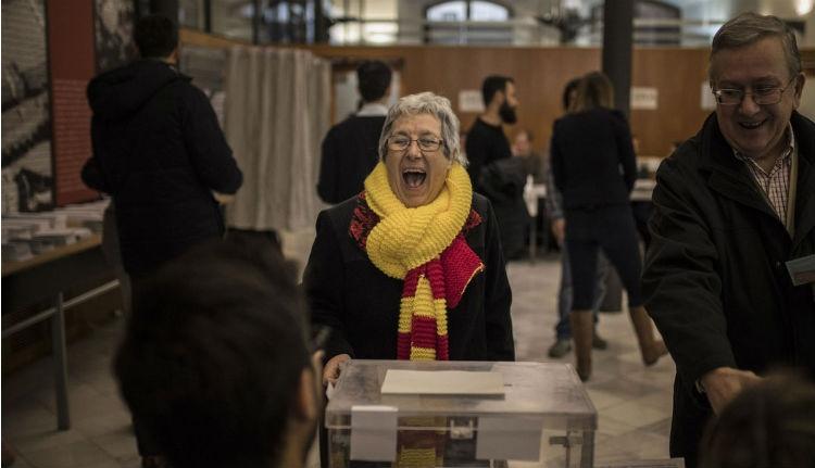 Exit poll: a függetlenségpárti erők megnyerték a választást Katalóniában