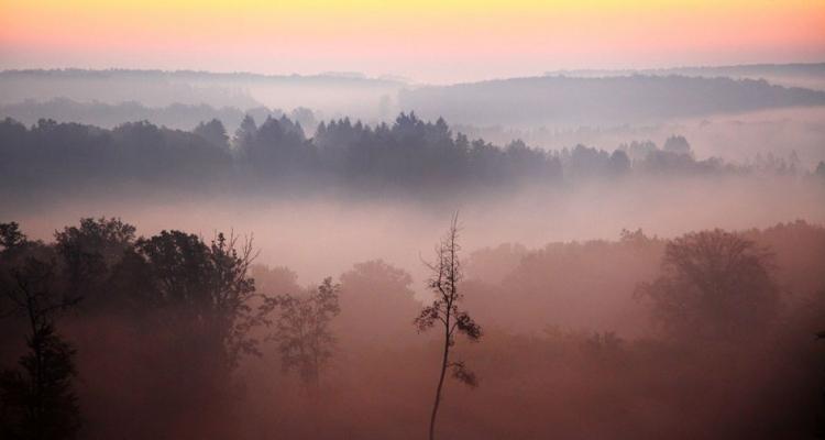Már megint ködös az idő a Székelyföldön