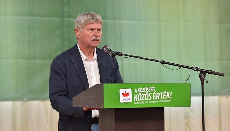 Meghalt Verestóy Attila szenátor