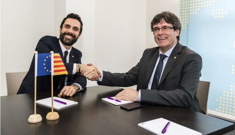 Ha Puigdemont nem jelölhető, elnökválasztás sem lesz Katalóniában