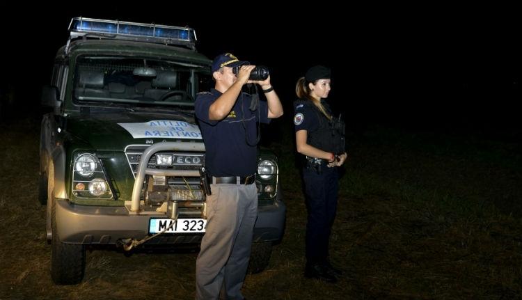 Négyszeresére nőtt tavaly a határsértők száma a magyar-román határon