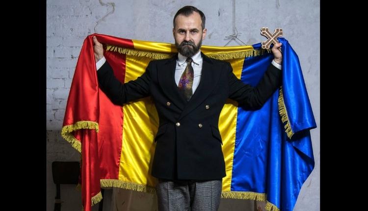 Egy román divattervező így képzeli el a centenáriumi év férfimódiját