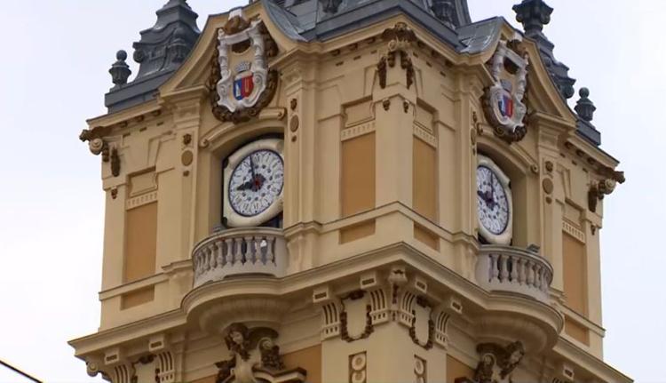 Mátyás átírta a kolozsvári toronyzenét (VIDEÓ)