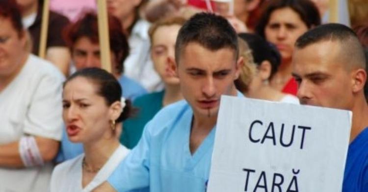 Óriási az elvándorlás mértéke Romániából