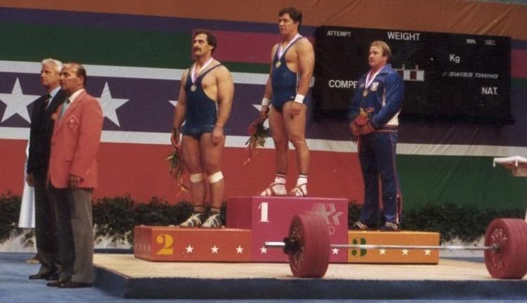 Elhunyt Tasnádi István kolozsvári súlyemelő olimpikon