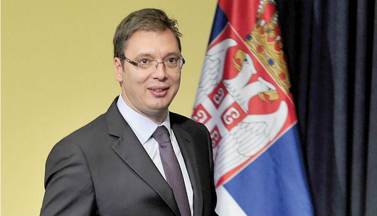 A nemzeti kisebbségekről is tárgyal a szerb és a román államelnök