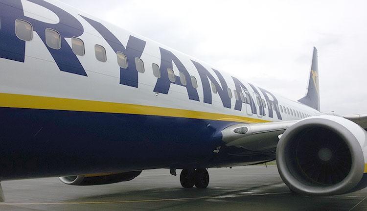 Elszáll Nagyváradról a Ryanair