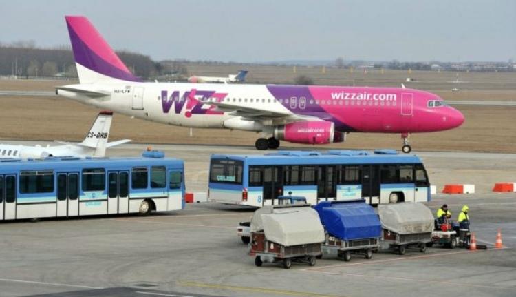 Román állampolgárok sérültek meg buszbalesetben a budapesti repülőtéren