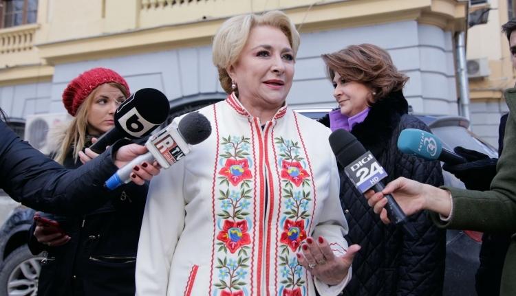 Ezt üzeni Dăncilă miniszterelnök a lemondását követelő Klaus Iohannisnak