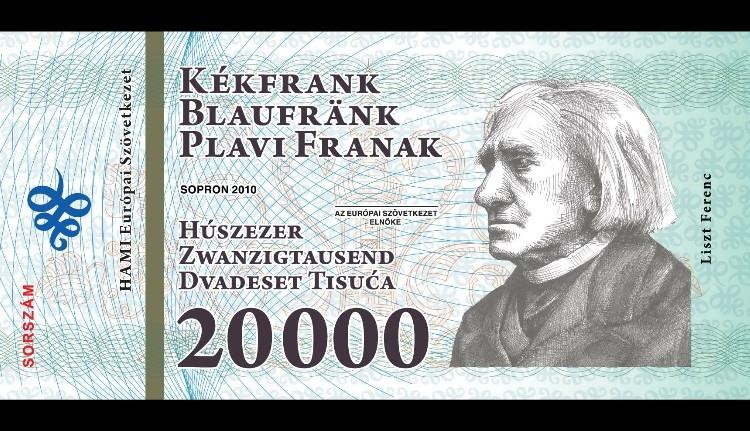 A helyi pénzek romániai bevezetéséről