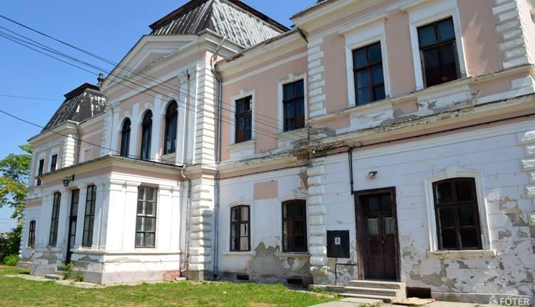 Tervezési szakaszba lépett a válaszúti Bánffy-kastély felújítása